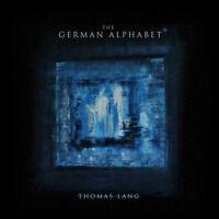 Thomas Lang : The German Alphabet CD (2016) ***NEW*** FREE Shipping, Save £s