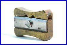 FABER CASTELL minfix 50/65 TK 2mm matita anspitzer, Brass Pencil Sharpener