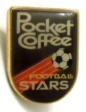 Pin Spilla Pocket Coffee Football Stars
