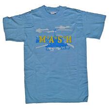 M * A * S * H Chopper T-shirt. TV rétro années 70 comédie cadeau pour lui Humour