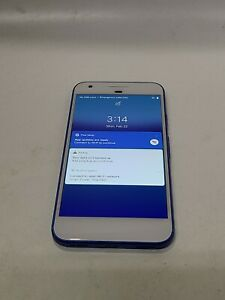 Google Pixel - 32GB - Really Blue (Unlocked), Good Condition  -F164