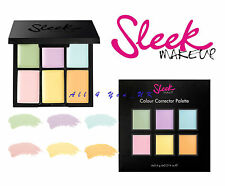 Sleek Make Up Color Paleta de corrector