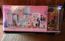Mattel Barbie Fashion Show Mall playset, very large, rare, new in box