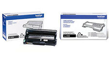 GENUINE OEM BROTHER DR420 DRUM UNIT & TN450 TONER CARTRIDGE VALUE PACK