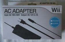 *NEW* Sumoto Nintendo Wii AC Power Adapter Cord AV Cable *SEALED*