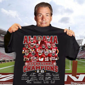 Xxa Mans NCAA University of Alabama UA Alabama Crimson Tide Logo T-Shirts