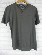 DOLCE & GABBANA Tshirt Sz 46 Grey Cotton silk mix