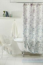 New BLUEBELLGRAY Shower Curtain(72 in x 72 in) 100% cotton twill fabric