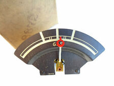 1934 1935 HUPMOBILE HUPP GAS FUEL OIL Dash Gauge NOS FACTORY