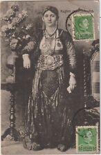 ALBANIA 1936 SHKODRA SCUTARI COSTUME ALBANESE