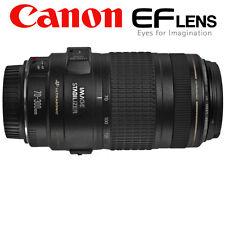 OBIETTIVO CANON EF 70-300MM F/4.0-5.6 IS USM GARANZIA 2 ANNI PER EOS 6D 70D 5D