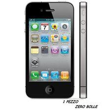 1 Pellicola OPACA per Apple IPHONE 4G 4S Protettiva Pellicole MATT ANTIMPRONTA