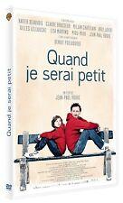 DVD *** QUAND JE SERAI PETIT *** de Jean Paul Rouve ( neuf sous blister )