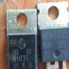 3PCS MBR1035 DIODE SCHOTTKY 10A 35V TO220-2 1035