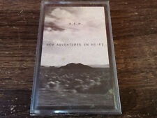 R.E.M. - New Adventures In Hi-Fi CASSETTE TAPE / Made In Philippines REM