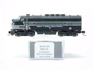 N Scale Intermountain 6910103 NYC New York Central EMD F3A Diesel #1618 w/ DCC