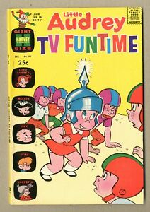 Little Audrey TV Funtime #30 NM- 9.2 1970