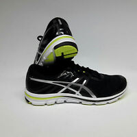 Asics Gel-Electro 33 Men black/lightning/flashyellow Herren Laufschuhe 7,5 / 42