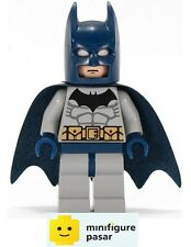 bat022 Lego DC Super Heroes 7786 7787 - Batman Dark Blue Mask Minifigure - New
