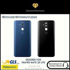 🔝 Vetro Posteriore Scocca Back Cover Huawei Mate 20 lite + Vetrino Lente Camera