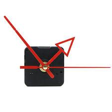 14mm Long Spindle Quiet Hand Quartz Clock Movement Mechanism DIY Repair Parts E