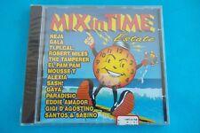 MIX IN TIME ESTATE LOS LOCOS, ALESSIA, GIGI D'AGOSTINO...CD 1998 SEALED