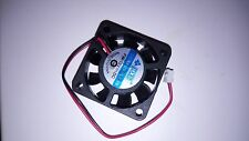 40x40x10 mm 12V DC 0.16A 2-Pin Brushless Super Quiet Cooling Fan