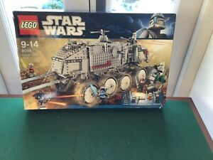 LEGO Star Wars Clone Turbo Tank (8098)