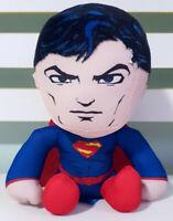 Superman Plush Toy DC Comics Justice League Children's Soft Toy 19cm Tall!