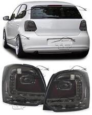 LED de luces traseras humo trasero para VW Polo V lámparas 6R 09-14 Nuevo