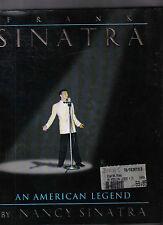 Frank Sinatra-An American Legend Music book incl cd