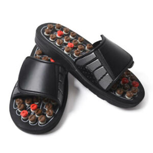 The FITZ: Take control of your wellbeing Slippers  Reflexology and Foot Massage