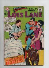 Superman's Girlfriend Lois Lane #88 - Neal Adams Cover Art - (4.0) 1968