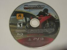 Midnight Club Los Angeles Complete Edition (Sony PlayStation 3, 2009) Disc Only