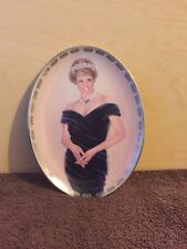 """Bradford Exchange Diana """"A Very Special Princess""""  #4 in the Plate Collection"""