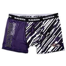 NFL Men's Wordmark Compression Boxer Shorts Underwear- Pick Team NEW
