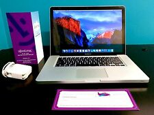 Apple MacBook Pro 15 Mac Pro Laptop *Upgraded 500GB* 2.53Ghz! BEST VALUE