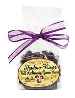 Shadow River Gourmet Wild Huckleberry Gummy Bears Purple Candy