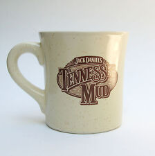 REDUCED Jack Daniels Tennessee Mud Coffee Cup Mug with Recipe Old Number 7