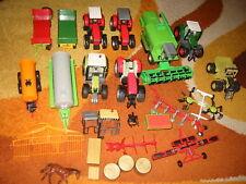 SIKU Farmer Serie 1:32 Konvolut Sammlung farmerserie MB Trac 3151 Mähdresch 4051