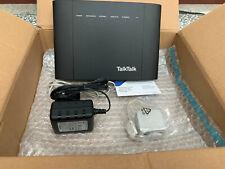 D-Link Super Wireless Modem Broadband WiFi Router Model: DSL-3782 Talk Talk