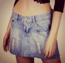 Casual Denim Mini Skirts for Women