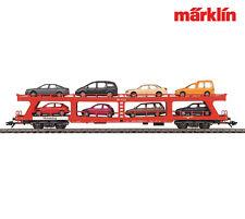 Märklin 42341 Autotransportwagen DB AG beladen ++ NEU in OVP