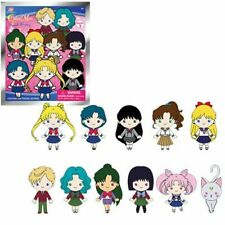 Sailor Moon Series 3 3D Figure Keychains! You Choose!