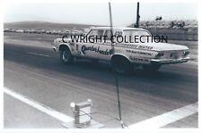 "1960s Drag Racing-1964 S/Stock HEMI Plymouth-""Quarterbender""-Fontana DRAG CITY"