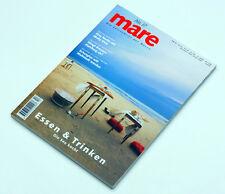 """mare No. 17 / Originalausgabe 1999 / """"Essen & Trinken"""" / + Geschenk-Abo-Karte"""