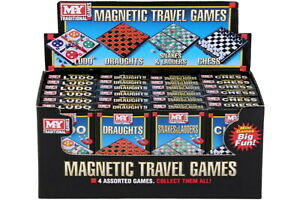 NEW Magnetic Travel Games | Ludo Chess Draughts Snakes & Ladders | ihartTOYS