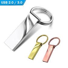 Flash Drive Stick USB 2.0 32GB 16GB 8GB Pen Thumb Drive Disk 128MB Metal