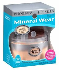 Physicians Formula Mineral Wear Talc-Free Loose Powder ~ Natural Beige #2453