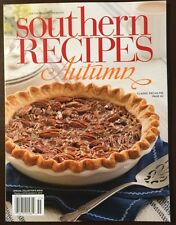 Southern Recipes Classic Pecan Pie Special Issue Autumn 2015 FREE SHIPPING!